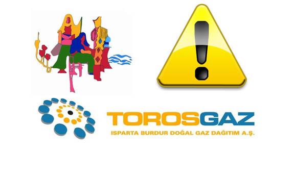 Bu haber bizi de ilgilendiriyor: TOROSGAZ'dan şikayet var