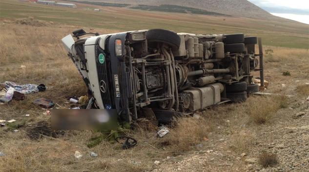 Kütahya'daki Feci Kazada 2 Hemşehrimiz Hayatını Kaybetti