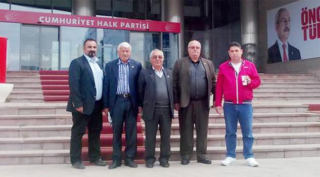 Yalvaç CHP'de kongre heyecanı 9 Aralık'ta