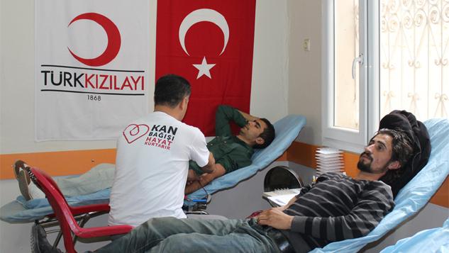 KIZILAY, Kan Bağış Merkezi için Yalvaç'ta arsa bağışı bekliyor