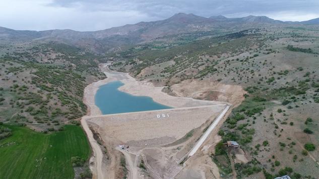 DSi'nin Yalvaç'taki yatırımları son gaz devam ediyor