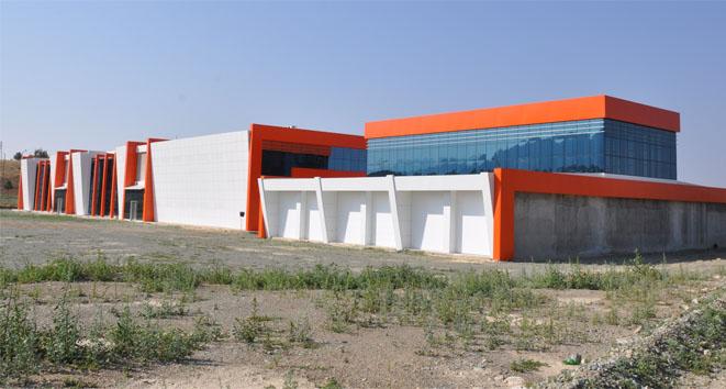 Yeni Otogar ve itfaiye binası Eylül ayında hizmete girecek