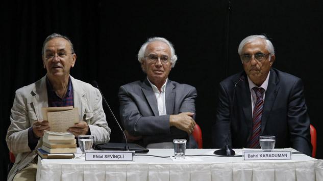 Hemşehrimiz Hidayet Karakuş'un Romanları Mercek Altına Alındı