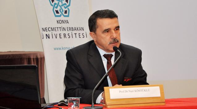 Hemşehrimiz Prof.Dr.Nuri Köstüklü'den yeni kitap