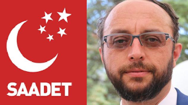 SPilçe Başkanı Hasan Aksoy'dan Basın Bayramı kutlaması