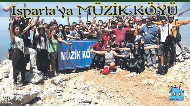 Müzik öğretmeninden Anadolu'da OTANTİK MÜZİK KÖYLERİ…