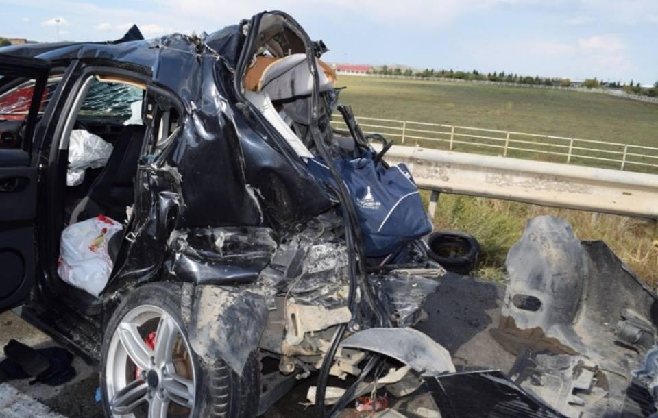 Bursa'daki kazada 3 hemşehrimiz yaşamını yitirdi