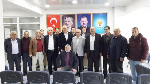 Hüyüklü'de Ak Parti'de ikinci aday adayı Ahmet Kelek