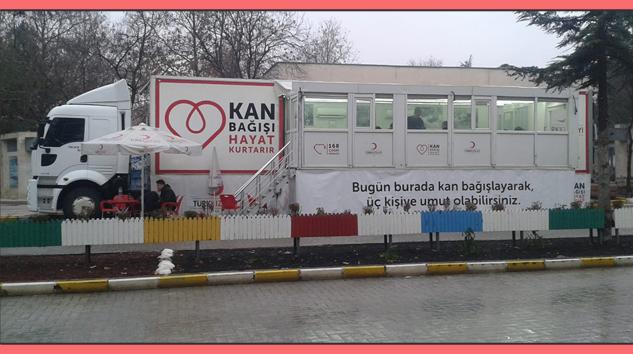 Kızılay'dan acil kan bağışı çağrısı: Stoklarımız azaldı
