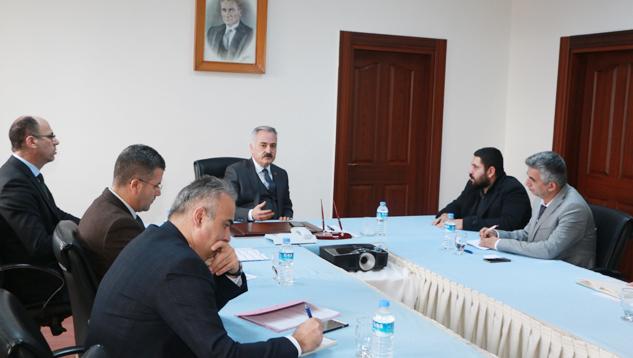 Vali Seymenoğlu'dan çarşambaları HALK GÜNÜ buluşması