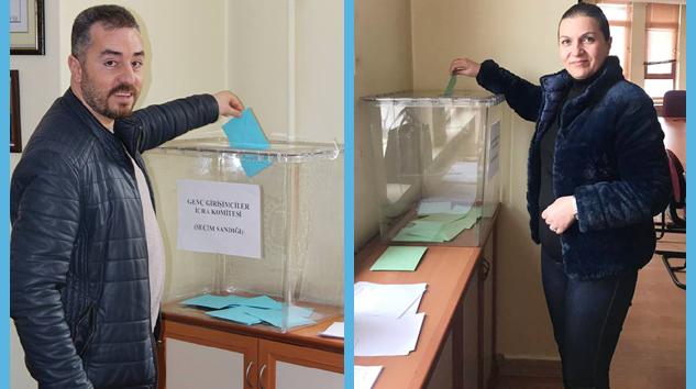 Yalvaç TSO'da girişimci temsilcileri seçimle belirlendi