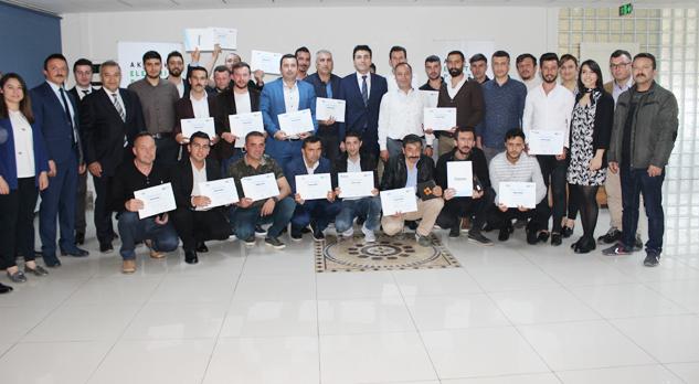 AEDAŞ'ın yeni personeline 'Sahada İlk Adım' eğitimi