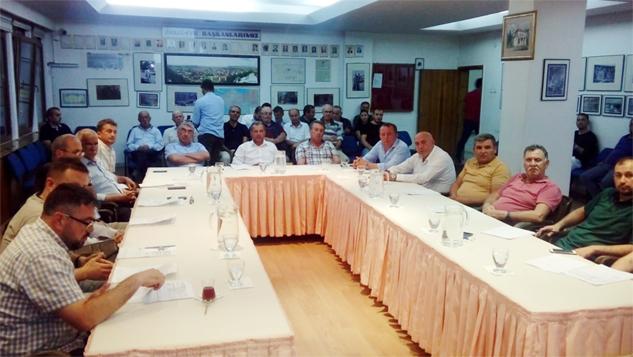 Belediye Meclisi Eylül ayı toplantısı salı akşamı