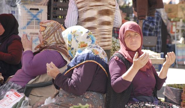 Yalvaç'tan Barış Pınarı Askerlerine Her Gün Dua