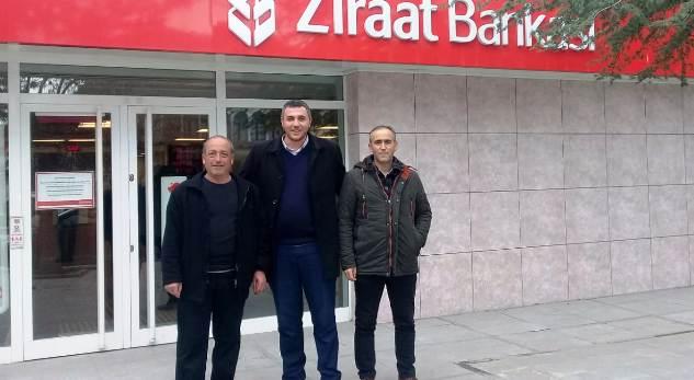 Sağır Köyü de Elazığ'a Yardım Gönderdi