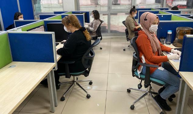 AEDAŞ'tan Isparta'daki tüm sağlık kuruluşlarına özel Hızlı Hat
