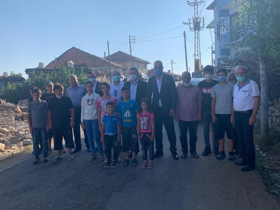 Sönmez'den Sağır'daki sorunların çözümüne katkı çabası