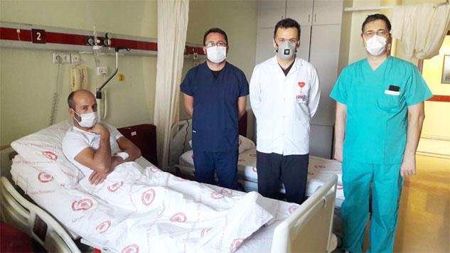 SDÜ Tıp'ta Ritim Bozukluğu Hastalarına Çözüm