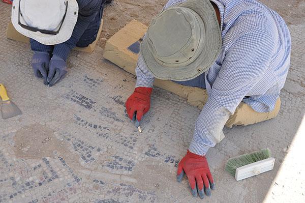 Kazılarda çalışacak geçici işçiler belirlendi