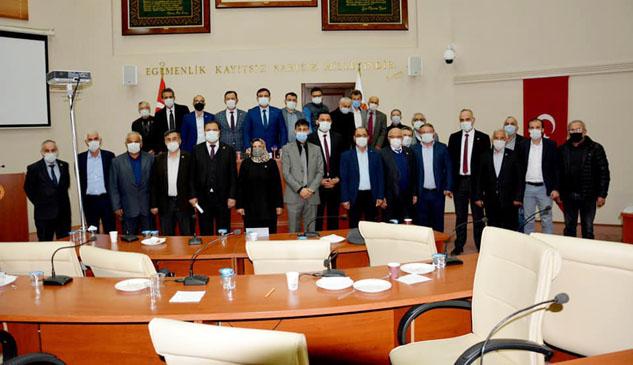 İl Genel Meclisi Başkanı Keskin'den iddialara yönelik açıklama