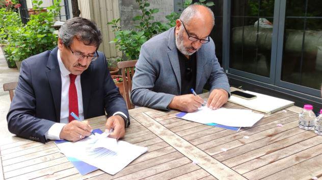 lSUBÜ ile Adil Işık (Adl) Arasında İşyeri Eğitimi Protokolü İmzalandı