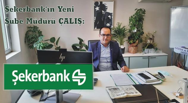 """""""Şekerbank Gücünü Köklü Geçmişinden Alır"""""""