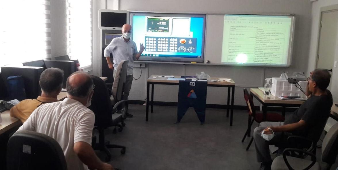 ATSO ve BAKA'dan Mesleki Eğitime Simülasyon Desteği